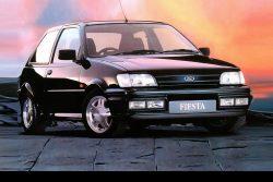FIESTA MK2 & MK3 INCL. XR2, XR2I, RS TURBO & RS1800